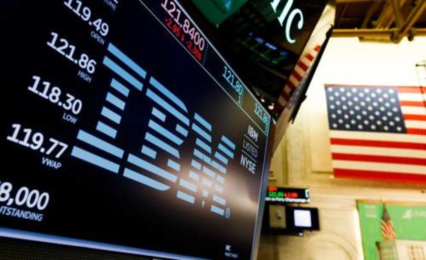 IBM ziet softwareverkoop dalen door coronacrisis
