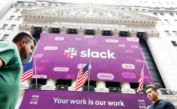 Chatdienst Slack profiteert van de vele thuiswerkers