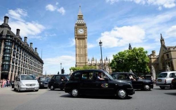 Uber gaat Britse chauffeurs als werkers behandelen