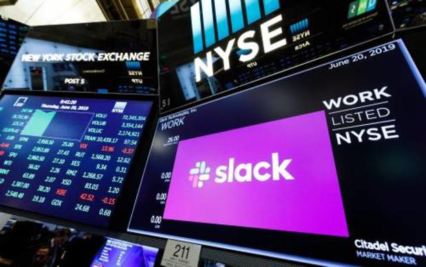 Slack telt 122.000 betalende klanten