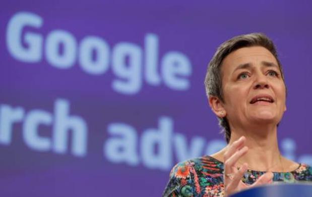 Rivalen willen dat vacaturedienst Google wordt stilgelegd