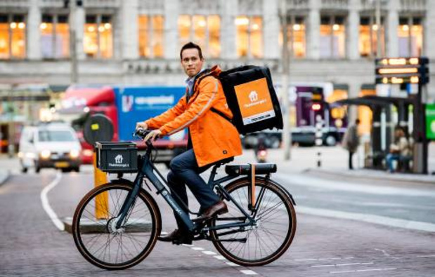 Just Eat Takeaway neemt Amerikaanse branchegenoot Grubhub over