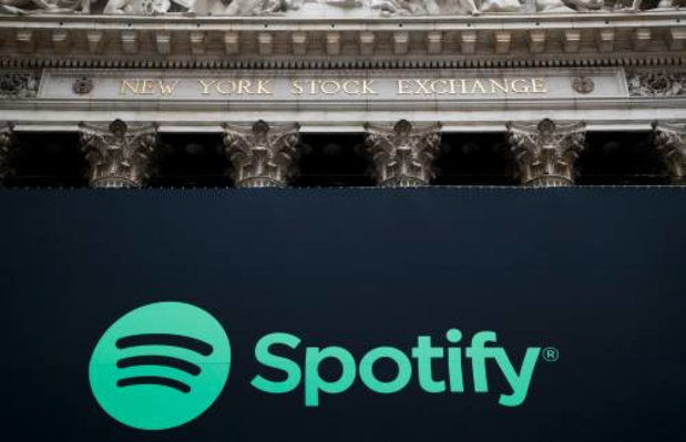 Aantal gebruikers van Spotify blijft groeien