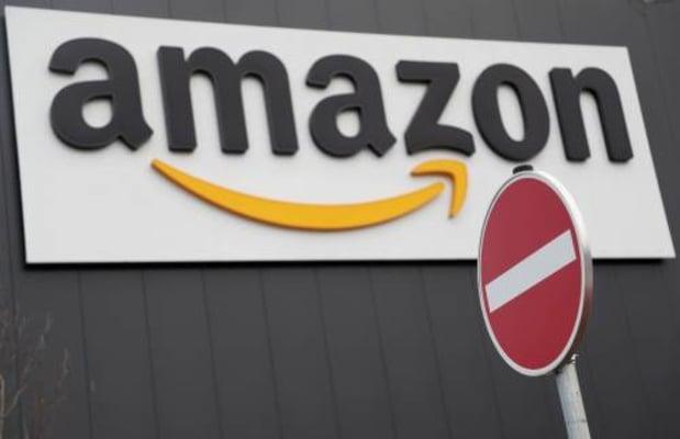 De winst sputtert bij Amazon