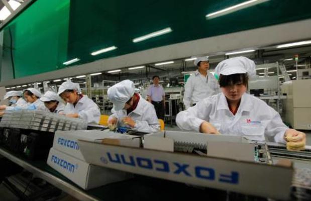 'Fors minder smartphones geproduceerd door het coronavirus'