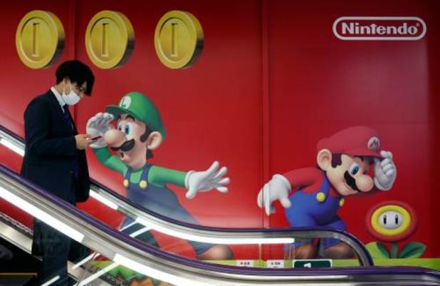 Coronapandemie jaagt verkoop Nintendo Switch aan