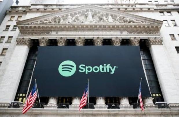 Opnieuw schandaal voor Spotify: wie album 'pre-savet', geeft zijn data aan de labels