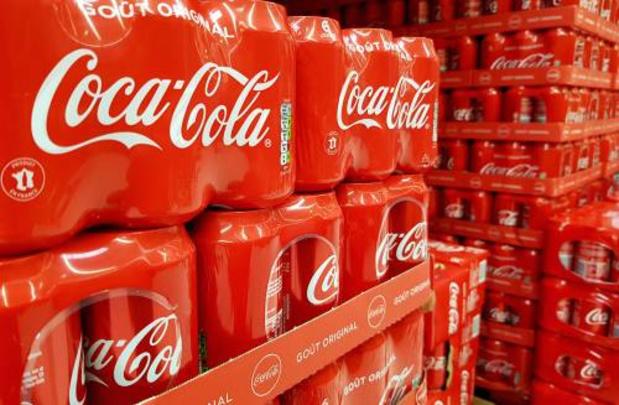Opnieuw organische omzetgroei in 2021 voor Coca-Cola