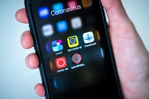 Nederland, Duitsland, Ierland en Polen doen mee aan EU-proef met corona-apps