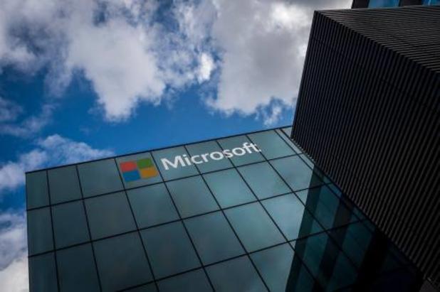 Superlatieven schieten tekort voor Microsoft