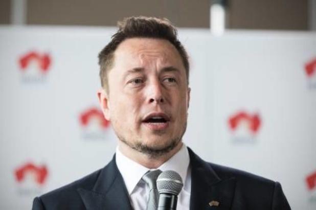 Elon Musk gaat opnieuw uit de bocht