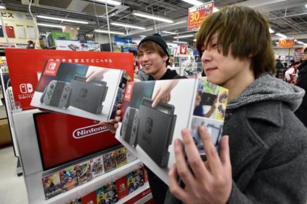 Nintendo werkt mogelijk aan nieuwe Switch voor 2021