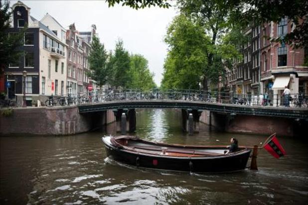 MIT lanceert vloot autonome boten in Amsterdam