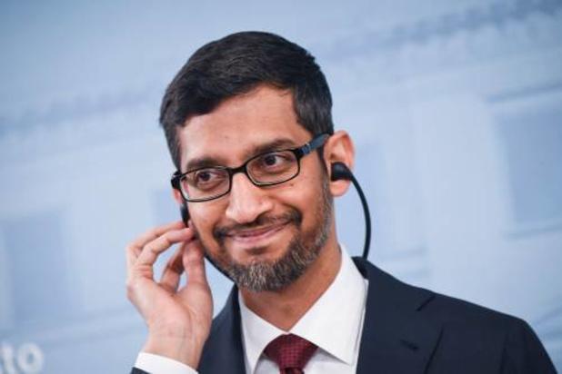 Google-baas spreekt zich uit over racisme en belooft 275 miljoen dollar