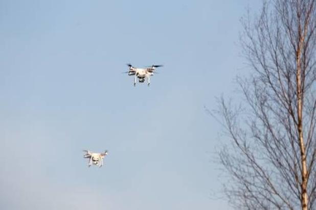 Drones moeten binnenkort traceerbaar zijn