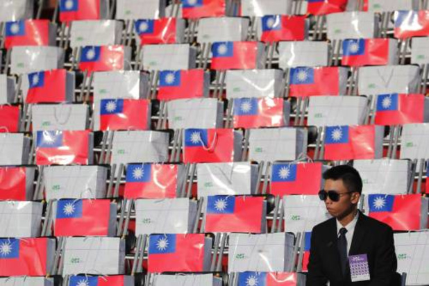 Apple laat vlag Taiwan niet zien in Hongkong en Macau