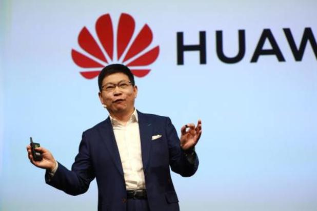 Fors meer kwartaalomzet voor Huawei
