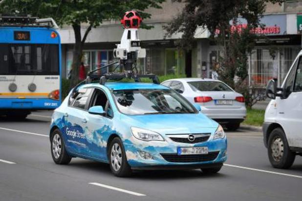 Androidgebruikers kunnen nu zelf foto's nemen voor Street View