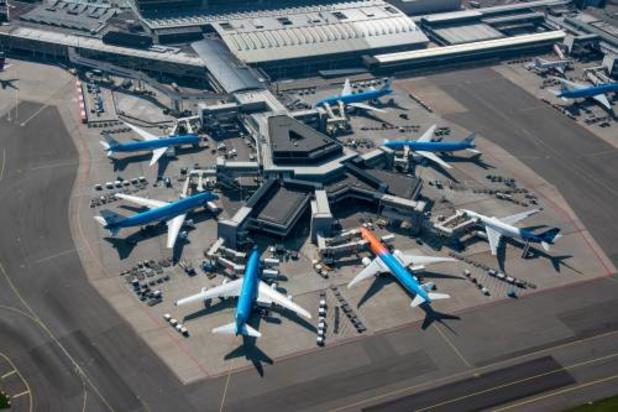 Beveiliging IT-systemen luchthaven Schiphol niet op orde