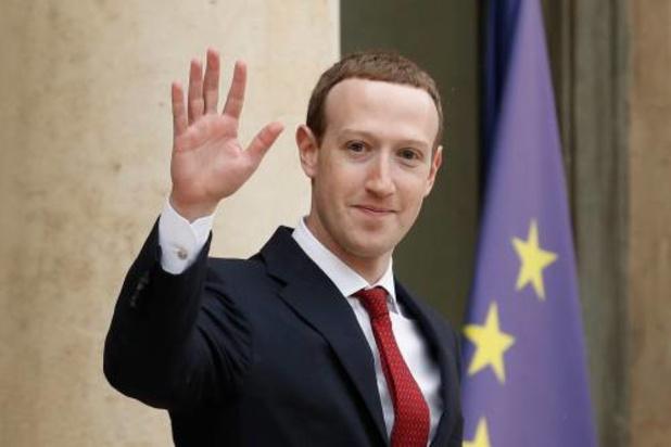 'Facebook betaalde 106 miljoen dollar om Zuckerberg niet te vervolgen'