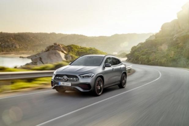 Mercedes lance le nouveau GLA