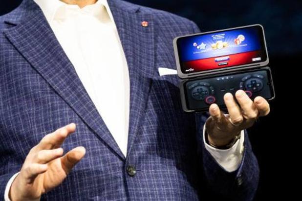 'Oprolbare telefoon van LG gaat Rollable heten'