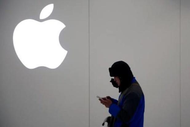 Dienstenafdeling Apple redt meubelen