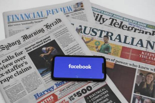 Facebook sluit deal met Australische media
