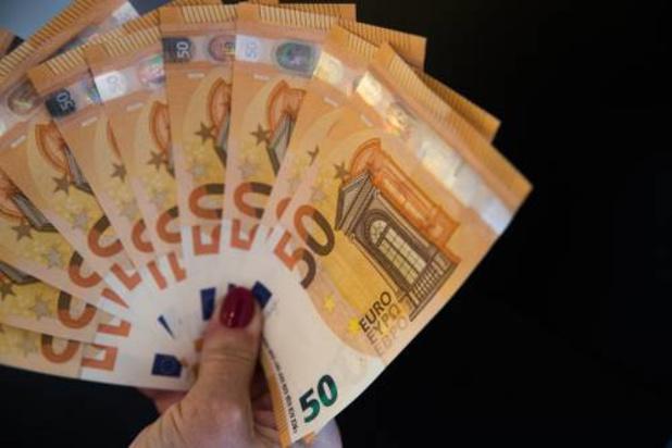 Aandeel valse biljetten in eurozone op laagste peil sinds 2002