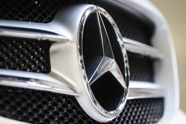 Chiptekort bij Daimler: opnieuw duizenden arbeiders tijdelijk werkloos