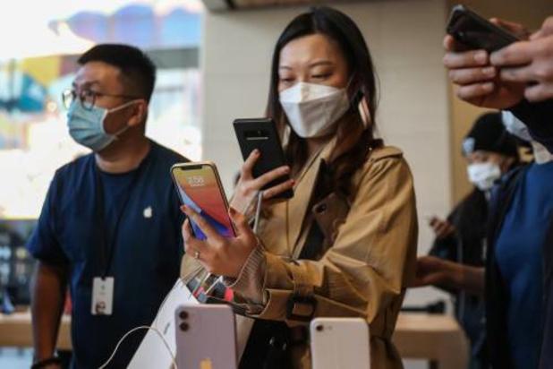 Apple haalt 39.000 apps uit Chinese Appstore