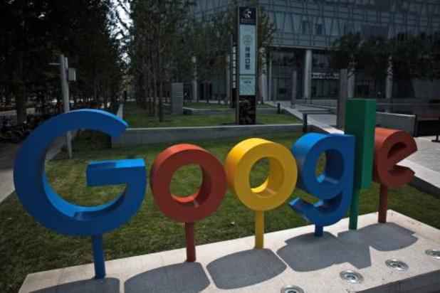 Google-moeder Alphabet voelt concurrentiedruk