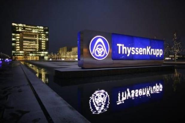 Thyssenkrupp schrapt 6.000 banen