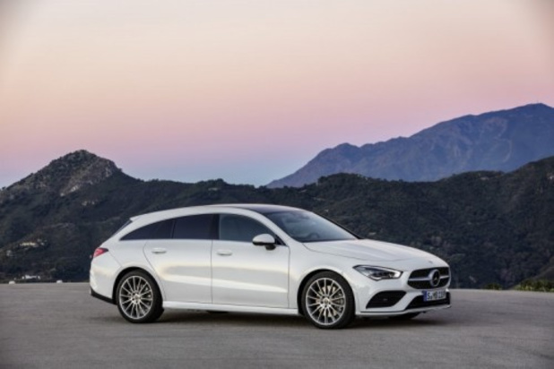 Mercedes communique les tarifs de la CLA Shooting Brake