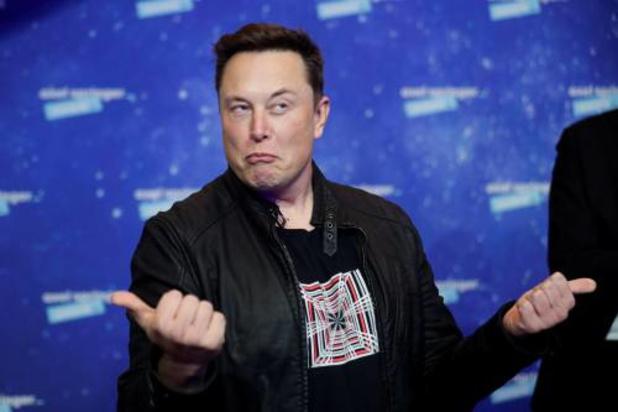 Elon Musk gaat even van Twitter