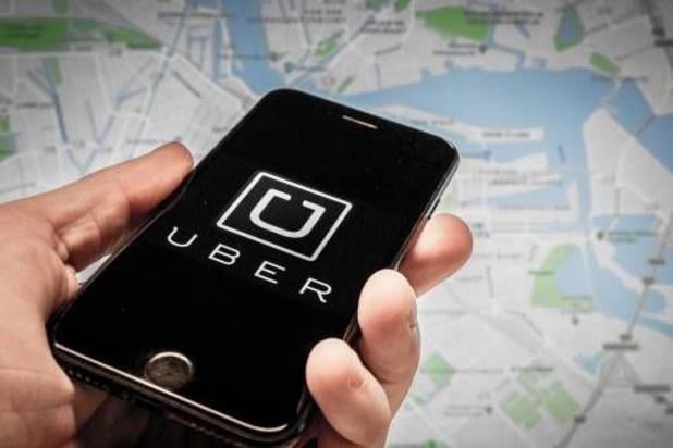 Uber geeft data over Brussels verkeer vrij