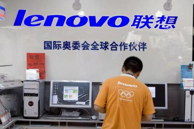 Lenovo tekent opnieuw recordwinst op
