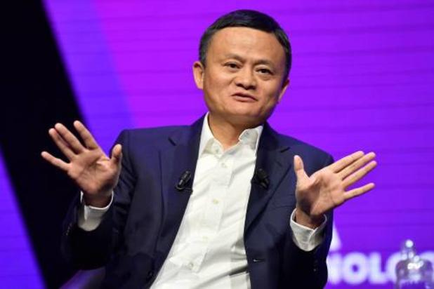 Jack Ma laat een fraaie erfenis na bij Alibaba