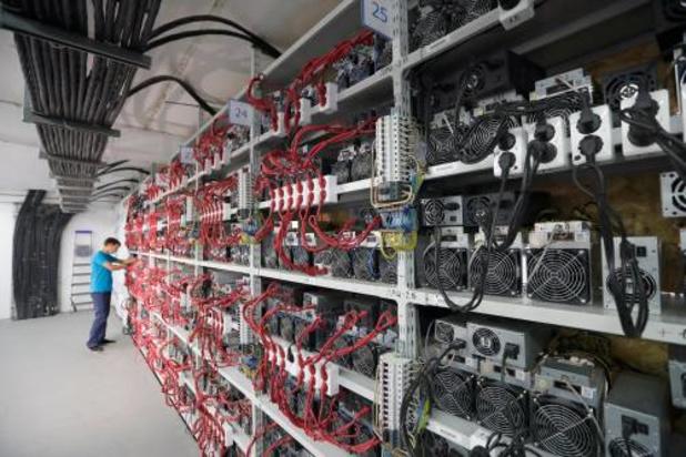 Bitcoin profiteert van nat weer in Scandinavië
