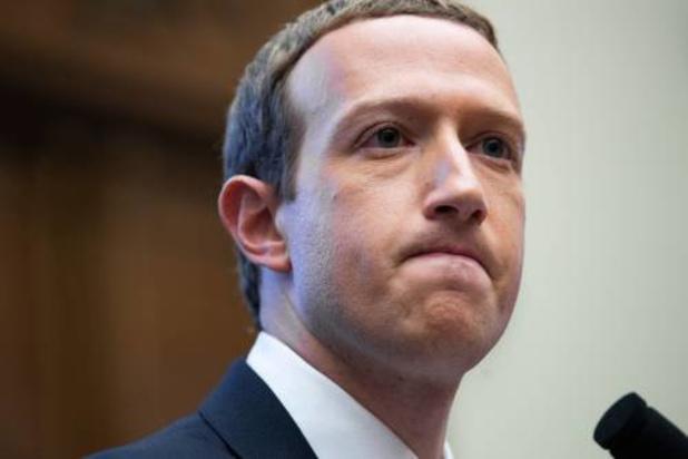 Facebook-topman Zuckerberg doneert 100 miljoen aan verkiezingen