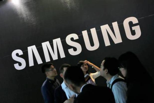 Plooibare Samsung-smartphone komt niet naar België