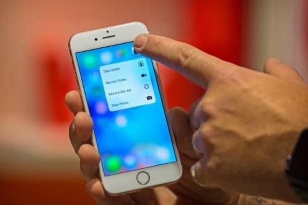 Frankrijk beboet Apple voor vertragen iPhone