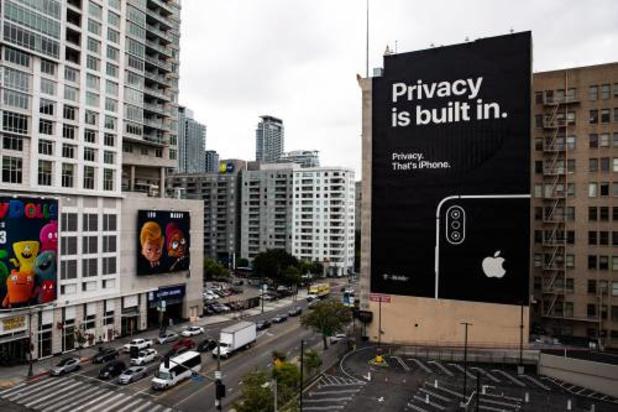 Privacy-activist dient aanklacht in tegen Apple in Europa