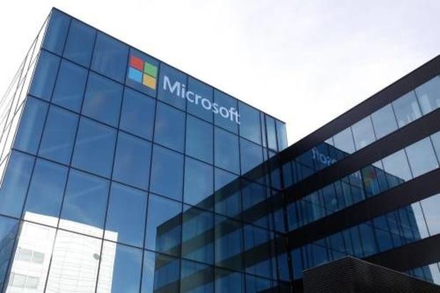 Microsoft draait op volle toeren