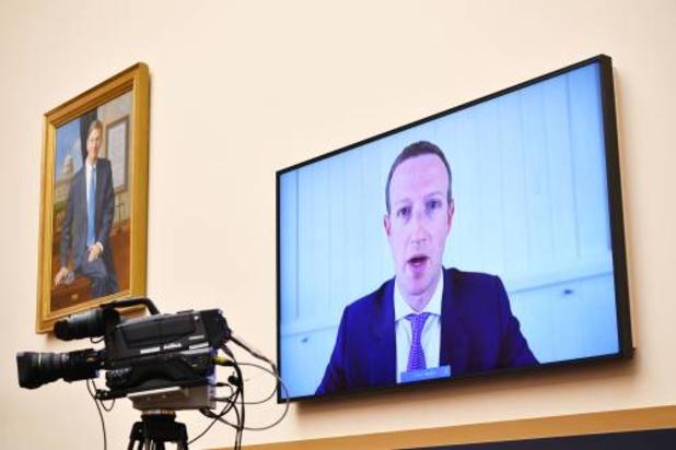 Topmannen techbedrijven zullen getuigenis in Congres afleggen