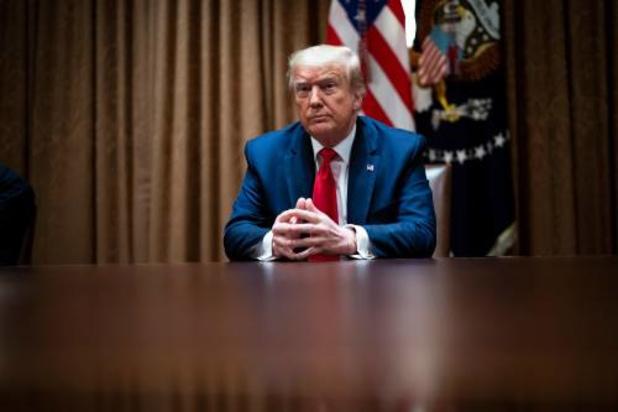 Trump retweet oproep tot overheidsboycot Microsoft