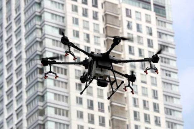 Belgische Marine zoekt medewerkers voor Europees dronetechnologiecentrum