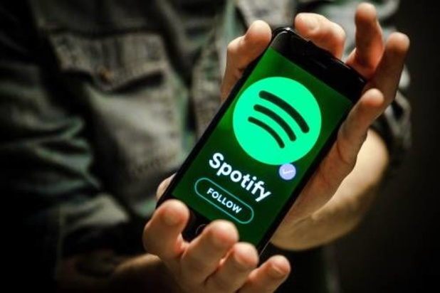 Spotify boekt zeldzame nettowinst in eerste kwartaal