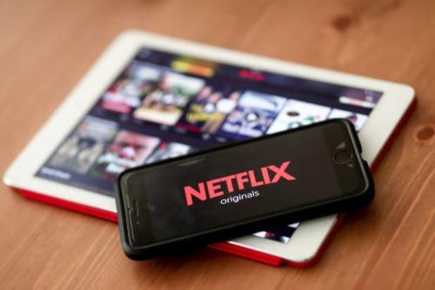 Periode van sterke groei bij Netflix alweer achter de rug
