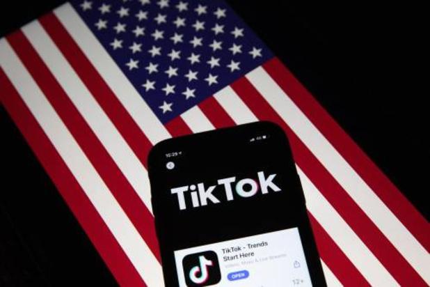 TikTok krijgt meer tijd voor bezwaar tegen bevel Trump
